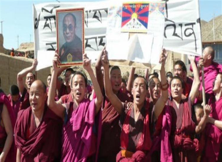 The Independence:Chinese-atrocity-in-Tibet