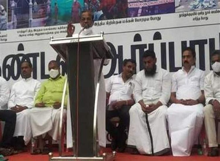 The Independence:Christian-Pastor-George-Ponnaiya-arrested-in-Madurai-for-hurting-religious-sentiments