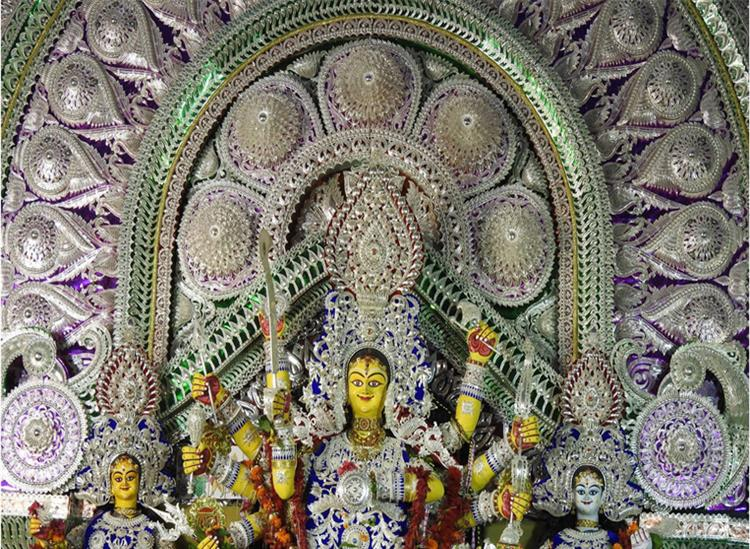 The Independence:Durga-Puja-Idol-Height-Restrictions-Odisha-Government