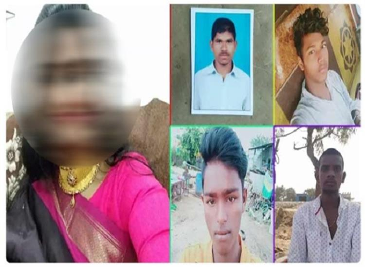 The Independence:Four-accused-killed-in-encounter