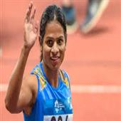 The Independence:Odia-sprinter-Dutee-chand-wins-gold-medal-in-100-mtr-race-in-Itali