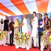 The Independence:Odisha-Governor-attends-ABVP-44th-State-Conference