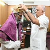 The Independence:Pratap-Sarangi-meets-Karnatakas-Chief-Minister-BS-Yediyurappa