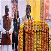 The Independence:Temple-construction-at-Ayodhya-would-be-completed--within-39-months-says-Champat-Ray