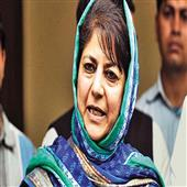 The Independence:Time-will-come-when-Article-370-35A-will-be-reinstated-Jammu-Kashmir-Mehbooba-Mufti