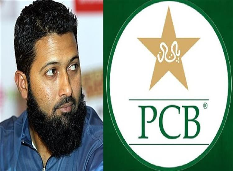 The Independence:Wasif-Jaffer-Stands-for-Pakistan-Cricket-Team-criticizes-England-Cricket-Board