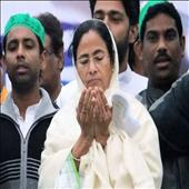 The Independence:bjp-share-video-mamata-banerjee-islamic-prayer-jai-shri-ram