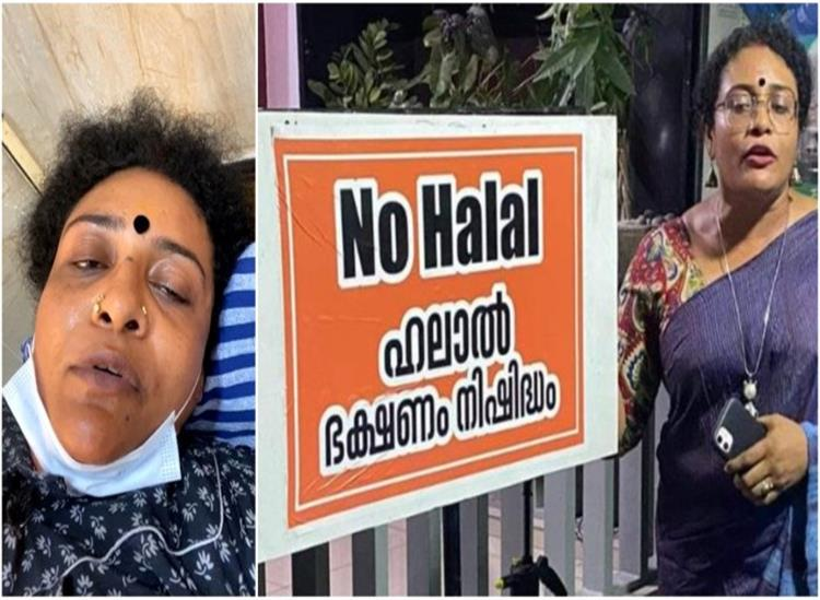 The Independence:lady-who-opened-the-first-ever-non-halal-restaurant-in-kerala-assaulted