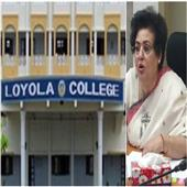 The Independence:ncw-takes-cognisance-opindia-report-loyola-collegs-ex-lecturers-sexual-harassment-details-letter