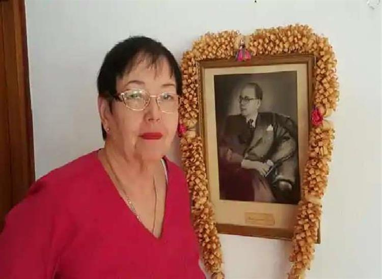 The Independence:other-netaji-daughter-anita-bose-in-germany-said-subhash-chandra-bose-country-love-was-amazing