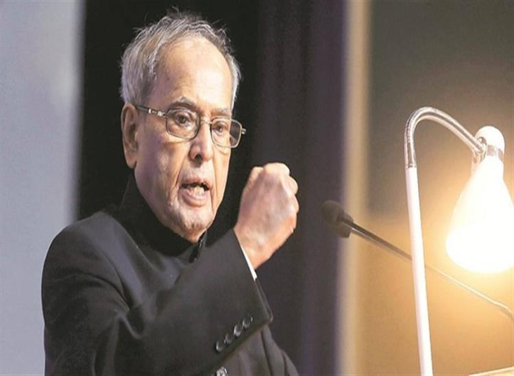 The Independence:pranab-mukherjee-narendra-modi-the-presidential-years