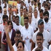 The Independence:union-minister-Dharmendra-pradhan-inaugurates-Run-For-unity-in-Bhubaneswar